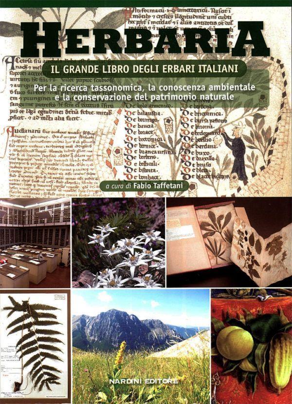 Herbaria Il grande libro degli erbari italiani