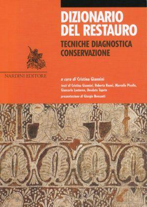dizionario del restauro nardini editore