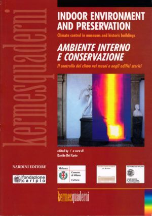 Indoor Environment and Preservation – Ambiente interno e conservazione