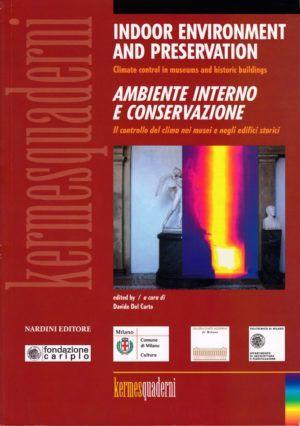 Indoor Environment and Preservation – Ambiente interno e conservazione