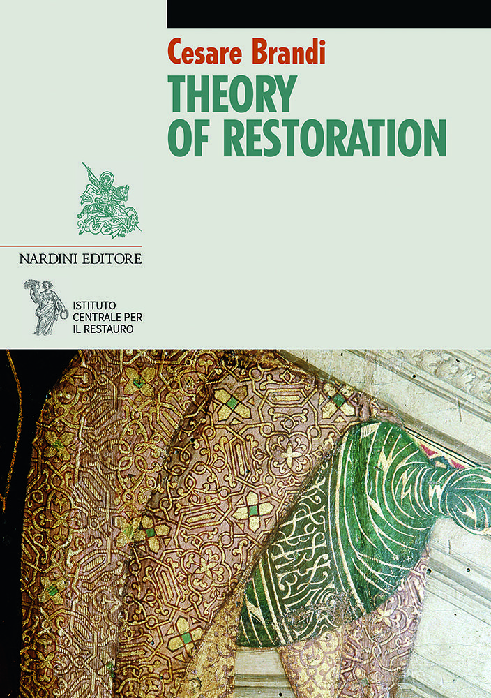 theory of restoration Cesare Brandi