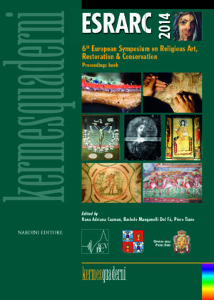 ESRARC 2014. 6TH EUROPEAN SYMPOSIUM ON RELIGIOUS ART, RESTORATION & CONSERVATION