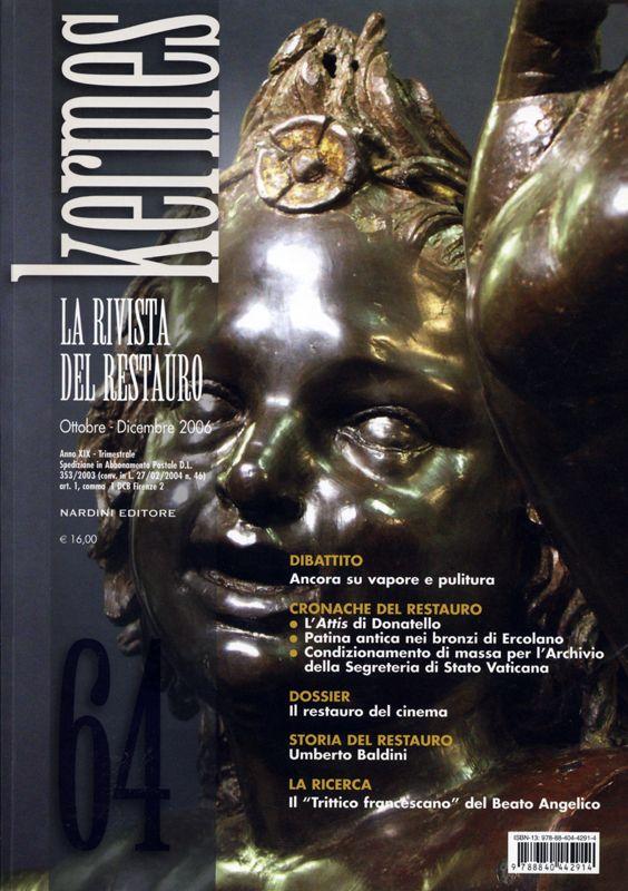 Kermes 64 - Nardini Editore