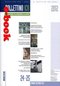 Bollettino icr 24 25 versione digitale. Nardini Editore