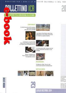 Bollettino ICR 29 - Nardini Editore