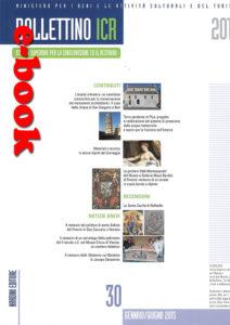 Bollettino icr 30 versione digitale - Nardini Editore