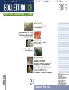 Bollettino ICR 31 - Nardini Editore
