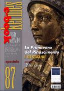 Kermes 87 speciale Mostra la Primavera del Rinascimento Restauro. Firenze Palazzo Strozzi