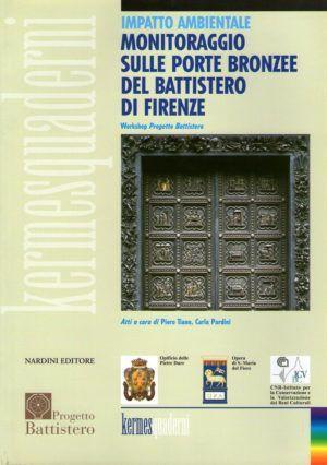 Monitoraggio sulle Porte bronzee del Battistero di Firenze