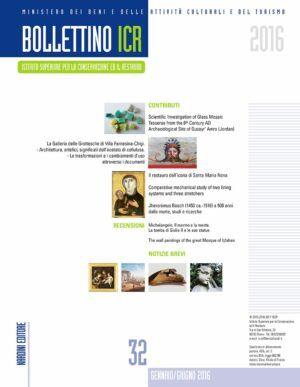 bollettino ICR 32 Nardini Editore