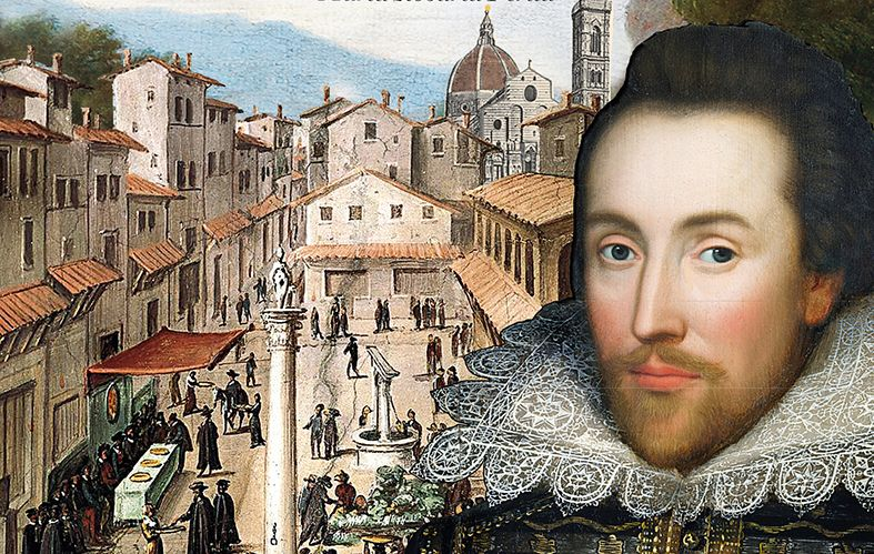 william shakespeare viaggio a firenze nardini editore