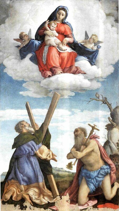 La Pala di Fermo di Lorenzo Lotto. Dopo il restauro