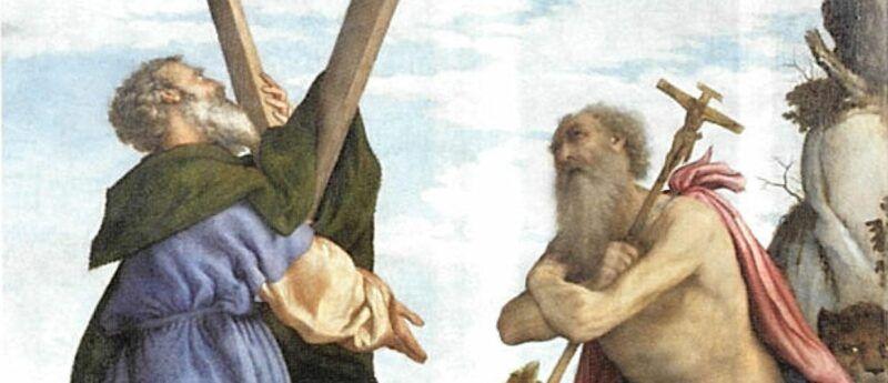 La Pala di Fermo di Lorenzo Lotto. Tecnica di esecuzione