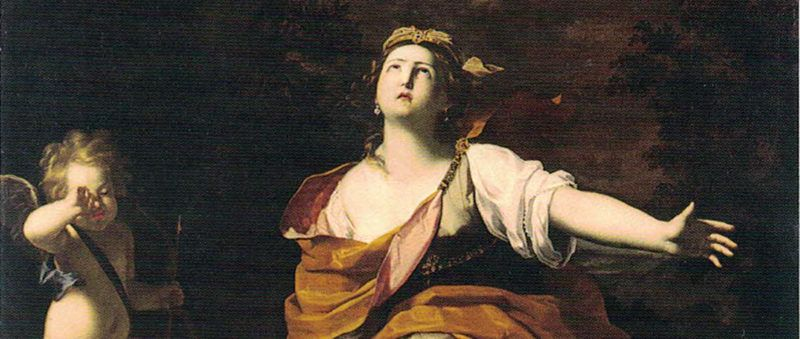 Venere piange la morte di Adone. Sguardi incrociati tra Michele Desubleo e Nicolas Régnier