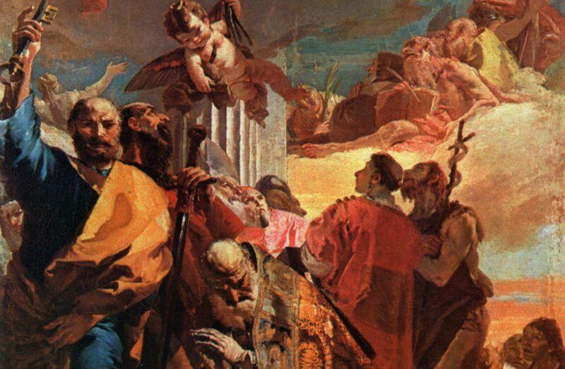 Giambattista Tiepolo. Il restauro della pala di Rovetta. Storia conservativa, diagnostica e studi sulla tecnica pittorica