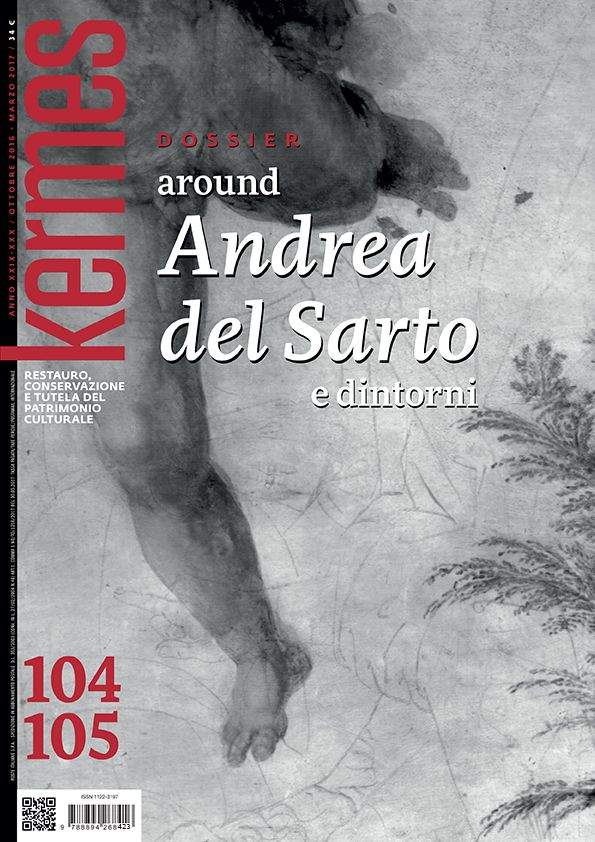 Kermes 104-105 - Dossier Andrea del Sarto e dintorni Nardini Bookstore