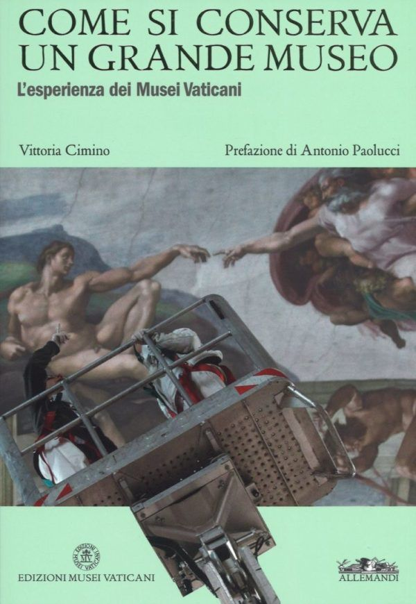 edizioni-musei vaticani come si conserva un grande museo nardini bookstore