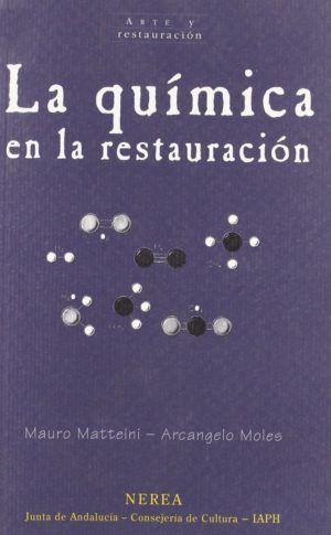 quimica en la restauracion nardini bookstore