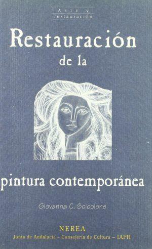 nerea restauracion de la pitura contemporanea nardini bookstore