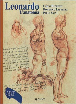 giunti dossier art leonardo anatomia