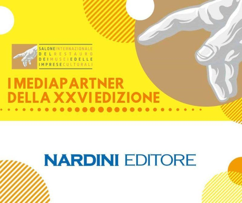 Nardini Editore Media partner del Salone del Restauro di Ferrara 2019