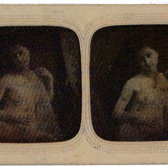 Il restauro della fotografia. Dagherrotipi. Problematiche del deterioramento