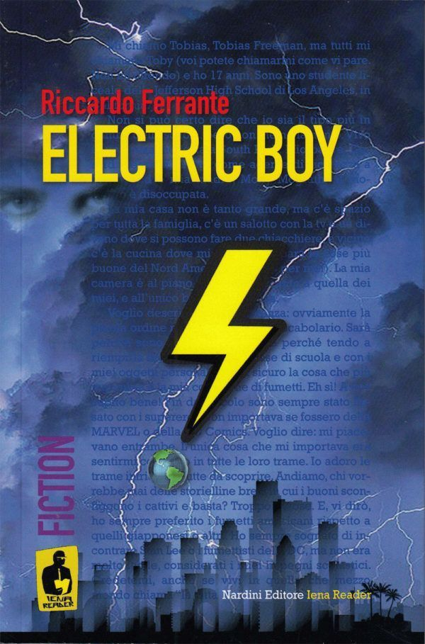 lectric boy fantasy iena reader nardini editore